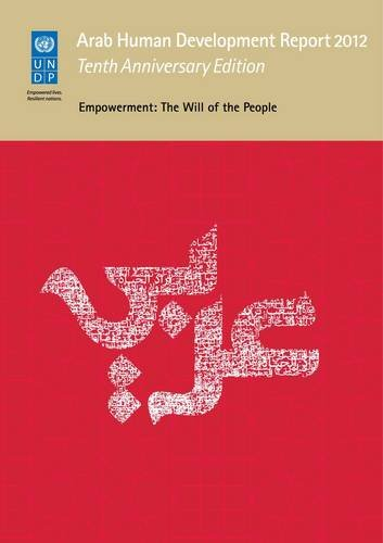9789211263411: Arab Human Development Report 2012: Empowerment - The Will of the People