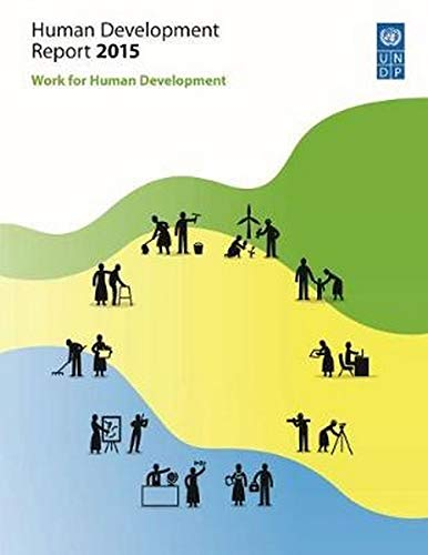 9789211263985: Human Development Report: 2015: Work For Human Development