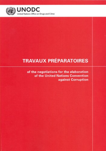 Travaux Prparatoires of the Negotiations for the Elaboration of the United Nations Convention ...
