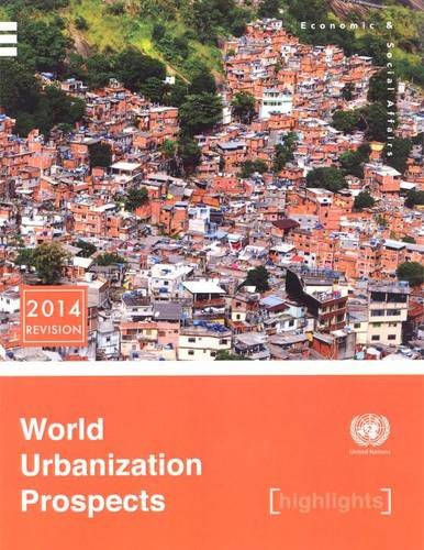 9789211515176: World Urbanization Prospects 2014: Highlights (Department of Economic and Social Affairs)