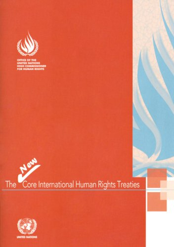 9789211541786: New Core International Human Rights Treaties, The