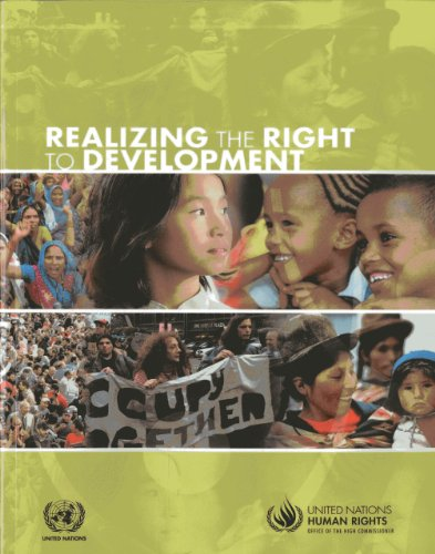 9789211541946: Realizing the Right to Development: Essays in Commemoration of 25 Years of the United Nations Declaration on the Right to Development