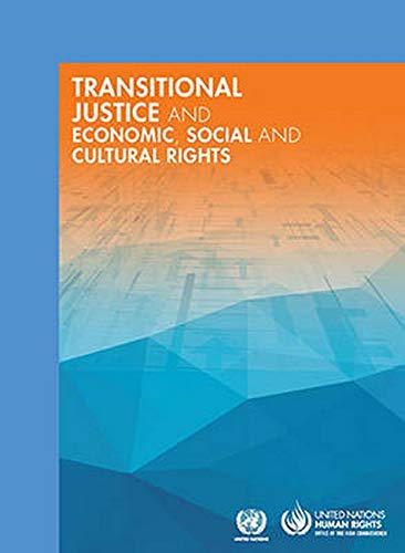 9789211542042: Transitional Justice And Economic, Social And Cultural Rights
