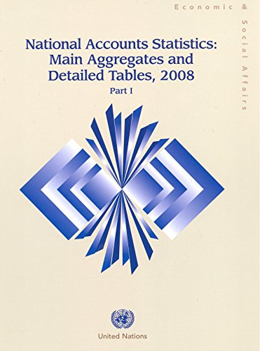 National Accounts Statistics 2008: Main Aggregates and Detailed Tables: United Nations