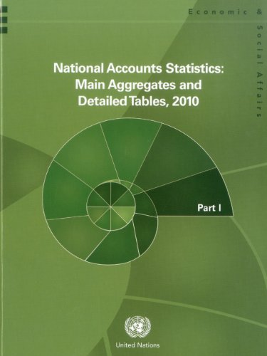 National Accounts Statistics: Main Aggregates and Detailed Tables 2010: United Nations