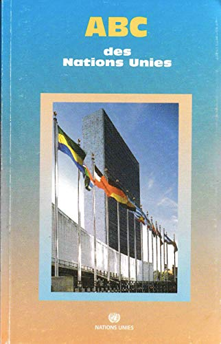 9789212002491: ABC Des Nations Unies