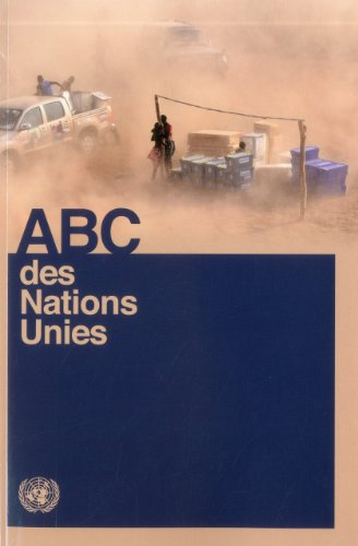 9789212003184: ABC Des Nations Unies