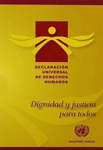 9789213002490: Declaracion Universal de Derechos Humanos: (Conjunto de 100 ejemplares) (Department of Public Information) (Spanish Edition)