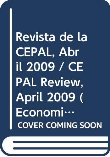 Revista De La Cepal, Abril 2009 (Economic: United Nations