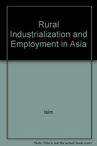 9789221060314: Rural Industrialization and Employment in Asia