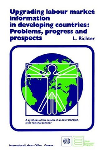 9789221064534: Upgrading labour market information in developing countries: Problems, progress and prospects