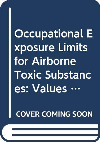 Occupational Exposure Limits for Airborne Toxic Substances: n/a