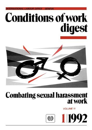 Combating sexual harassment at work. Conditions of work digest 11992: Ilo
