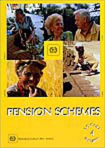 9789221107378: Pension Schemes, Social Security Series No. 4