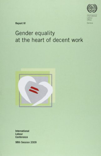 Ilo Gender Equalityheart of Decent