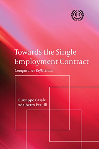9789221274919: Towards the Single Employment Contract: Comparative Reflections
