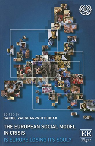 9789221286554: The European Social Model in Crisis: Is Europe Losing Its Soul?