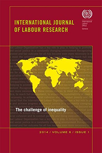 International Journal of Labour Research: The Challenge of Inequality (Paperback): International ...