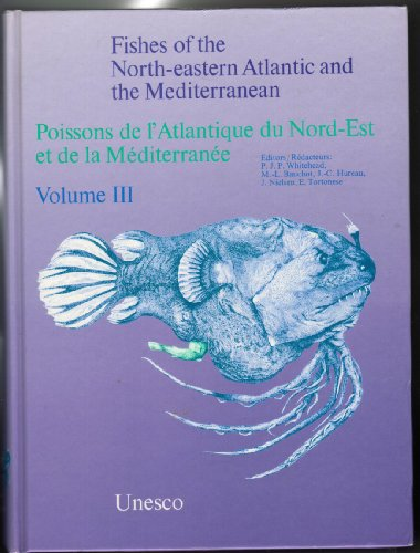 9789230026110: Fishes of the North-Eastern Atlantic and the Mediterranean