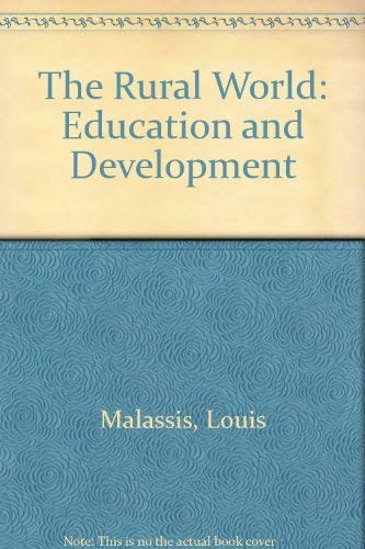 Rural World: Education and Development