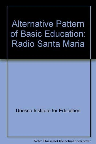 An Alternative Pattern of Basic Education Radio Santa Maria ... on