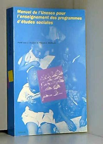UNESCO Handbook for the Teaching of Social Studies (9231018906) by UNESCO