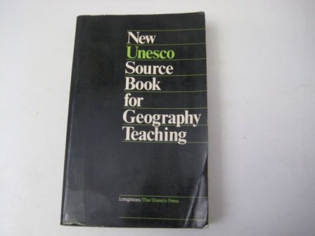 9789231019357: New UNESCO Source Book for Geography Teaching