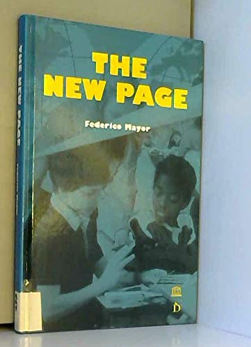9789231029493: The New Page