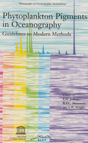 9789231032752: Phytoplankton Pigments in Oceanography: Guidelines to Modern Methods (Monographs on Oceanographic Methodology)