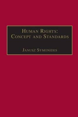 9789231035890: Human Rights: Concepts and Standards