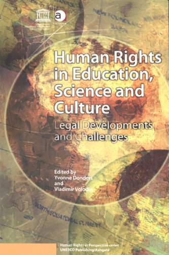 9789231040733: Human Rights in Education, Science and Culture: Legal Developments and Challenges