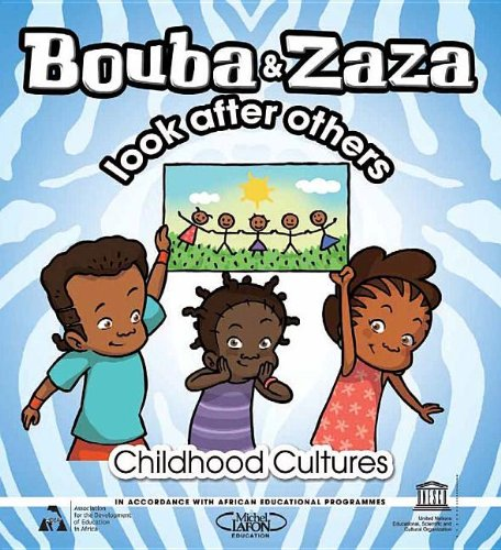 9789231042256: Bouba and Zaza Look After Others