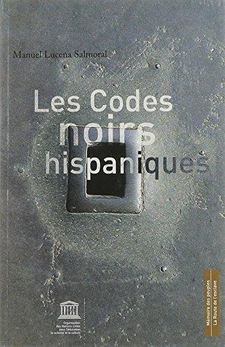9789232033444: Les codes noirs hispaniques