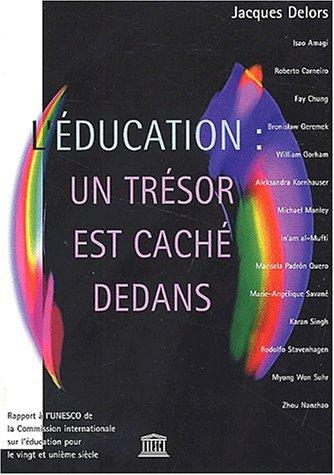 l'education: un tresor est cache dedans (9789232035158) by [???]