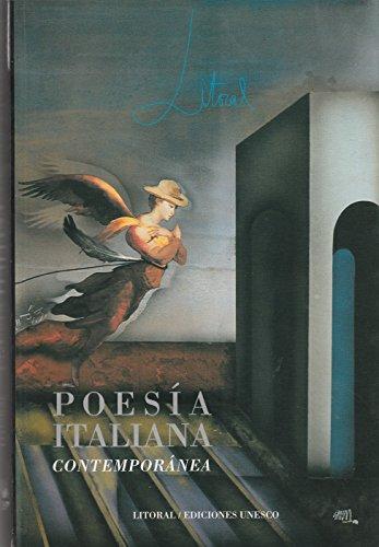 9789233030459: LITORAL. Revista de la Poesía y el Pensamiento. Nº 201-202.- ANTOLOGÍA DE POESÍA ITALIANA CONTEMPORÁNEA