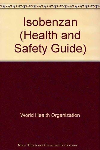 Isobenzan (Health and Safety Guide): World Health Organization