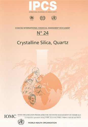 9789241530248: Crystalline Silica, Quartz (Concise International Chemical Assessment Documents)