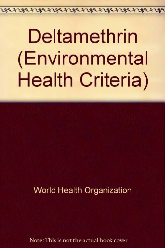 Environmental Health Criteria 97 : Deltamethrin