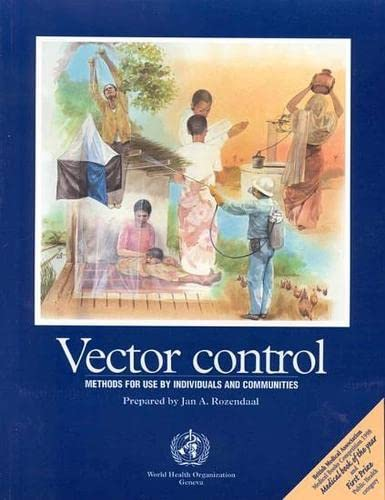 9789241544948: Vector Control: Methods for Use by Individuals and Communities