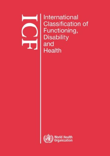 9789241547413: International Classification of Functioning, Disability and Health (ICF): Large Print Format for the Visually Impaired