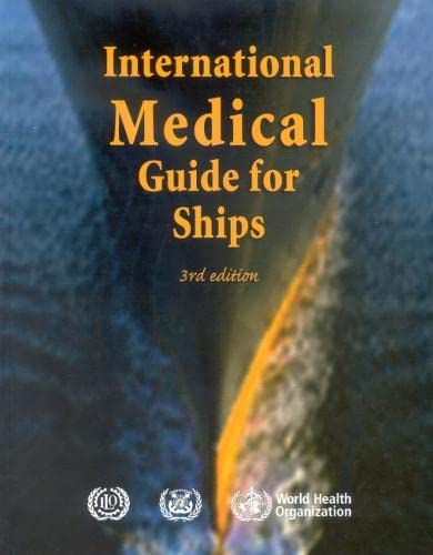 Quantification Addendum: International Medical Guide for Ships: World Health Organization(WHO)