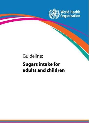 Guideline: Sugars Intake for Adults and Children