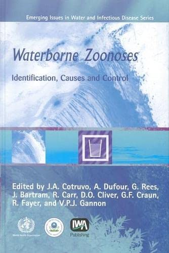 9789241562737: Waterborne Zoonoses: Identification, Causes and Control