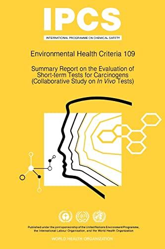 IPCS Environmental Health Criteria 109