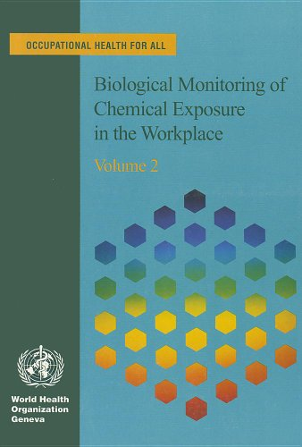 9789241597654: Biological Monitoring of Chemical Exposure in the Workplace Guidelines (Occupational Health for All Series)