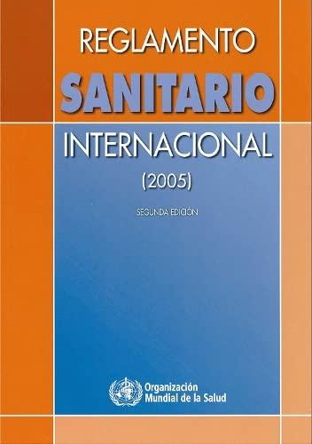 9789243580418: Reglamento sanitario internacional (2005) (Spanish Edition)
