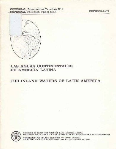 The Inland Waters of Latin America - Las Aguas Continentales de America Latina.: Meeresbiologie ...