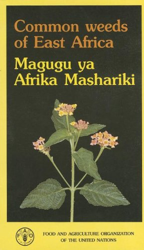 9789250024264: Common Weeds of East Africa