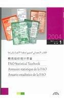 9789250051512: FAO Statistical Yearbook 2004: v. I/I