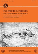 9789251013823: Fao Species Catalogue: Cephalopods of the World (F2568)